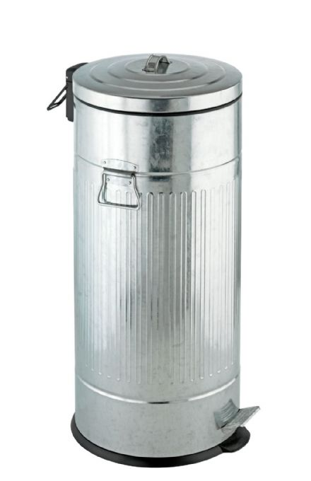 Wenko New York Easy Close Pedal Bin 30L